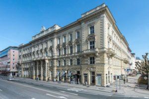 """Prime-Immobilie """"Palais Faber"""" Salzburg - Hauptansicht"""