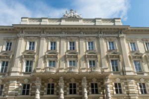 """Prime-Immobilie """"Palais Faber"""" Salzburg - Teilansicht"""