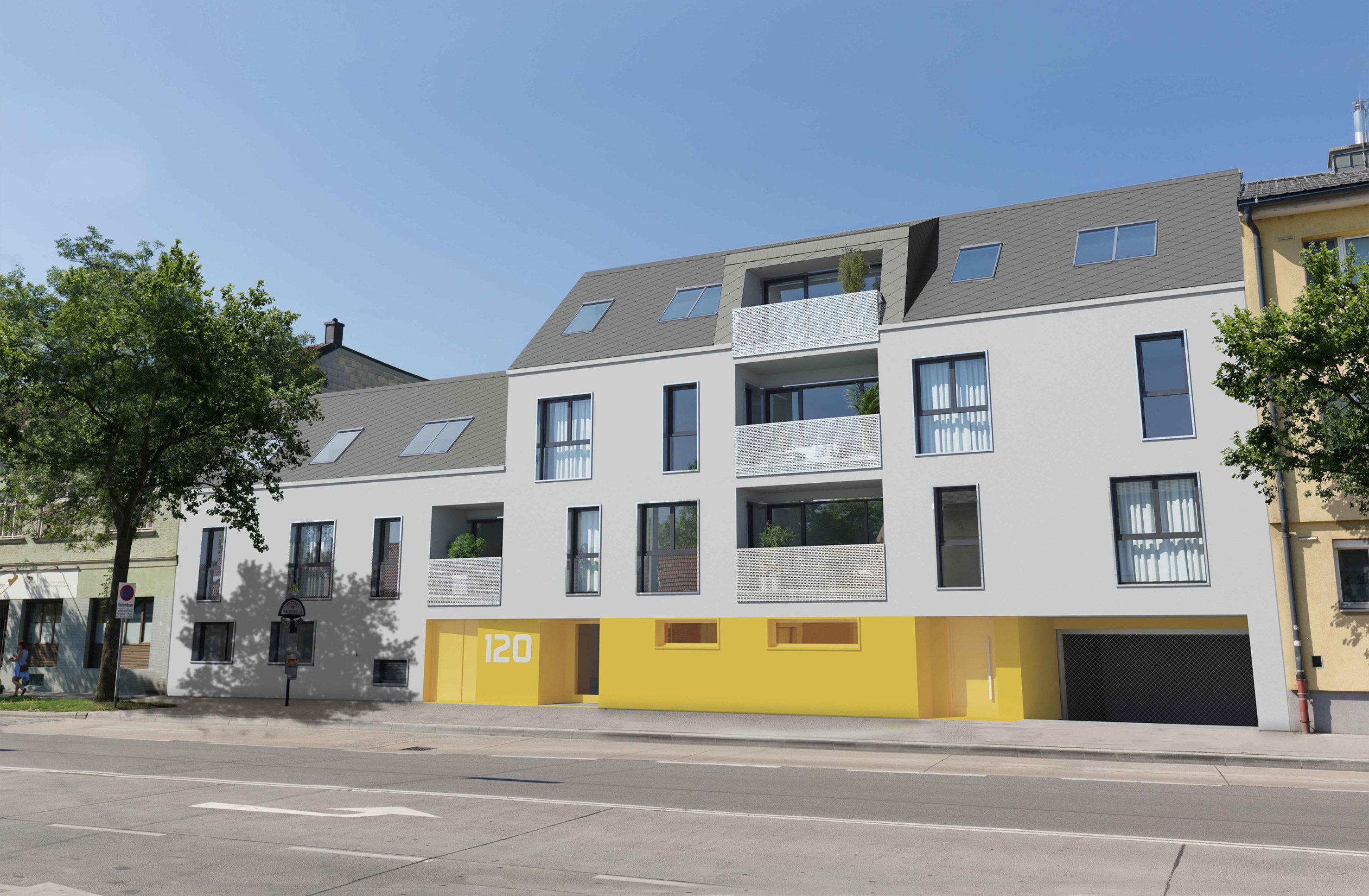 Neubauherrenmodell - 1220 Wien, Aspernstraße 120