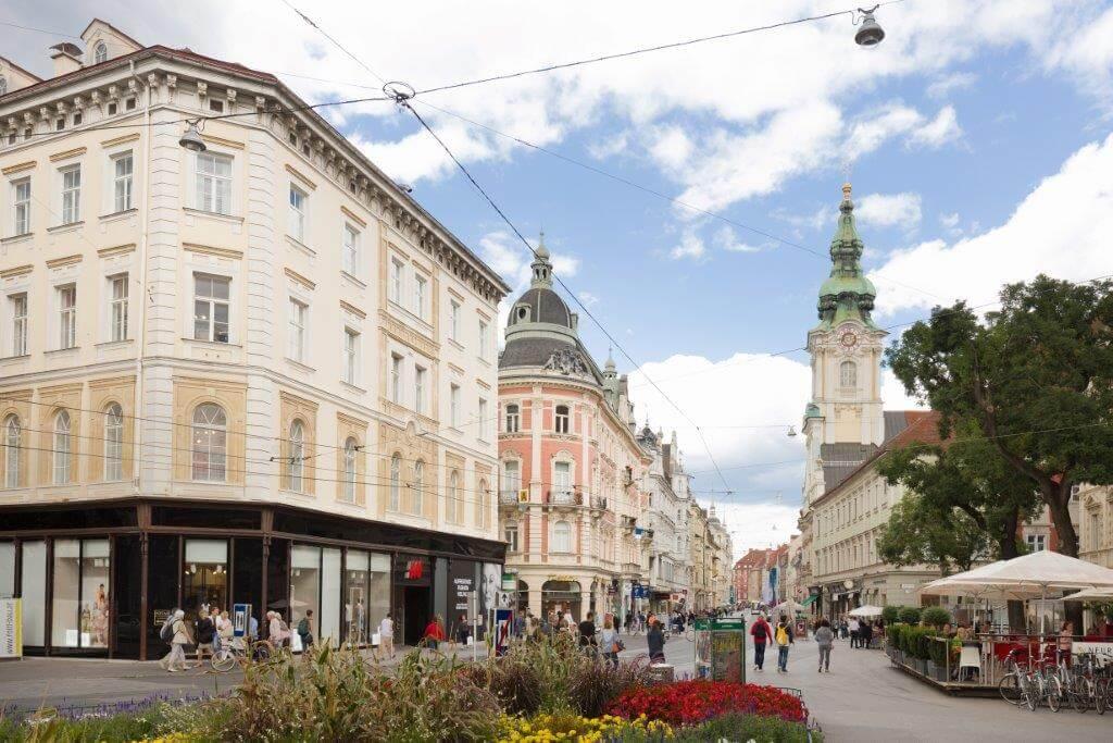 Neubauherrenmodell - Wohnen am Park 8020 Graz, Idlhofgasse 48 - Herrengasse