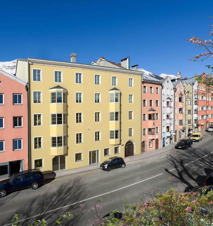 Bauherrenmodell - Innsbruck, Mariahilfstraße 34