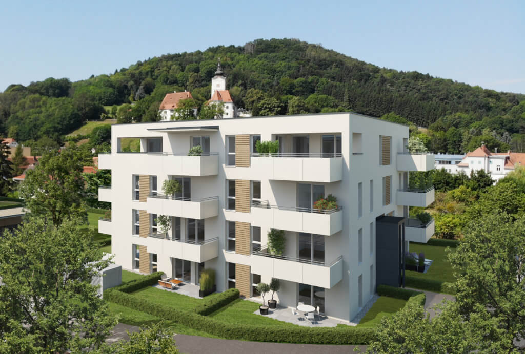 Bauherrenmodell Plus - Gradnerstraße Graz Süd Haus F