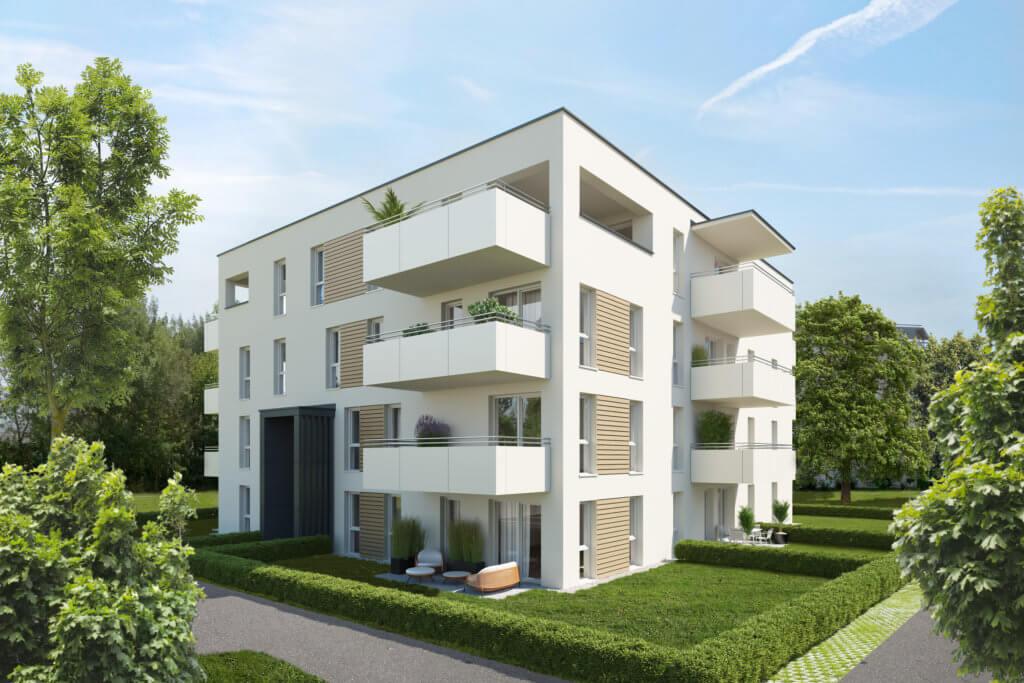 Bauherrenmodell Plus - Gradnerstraße Graz Süd