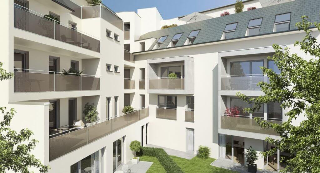 Neubauherrenmodell - Wohnen in Floridsdorf - Optimales Konzept