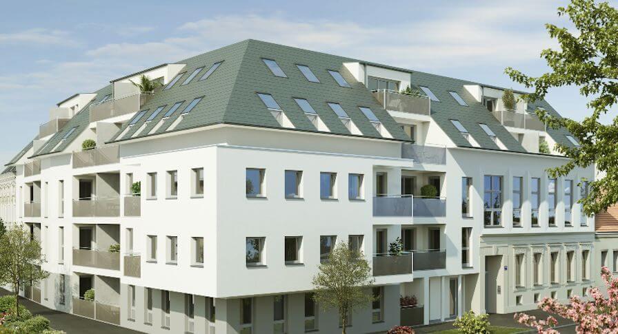 Neubauherrenmodell - Wohnen in Floridsdorf