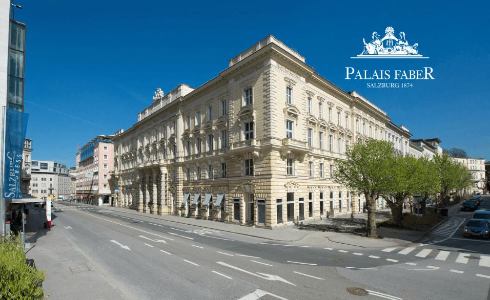 Prime-Immobilie - Palais Faber Salzburg