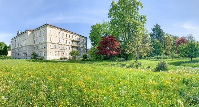 Anleihe Klosterpark Salzburg Hotel