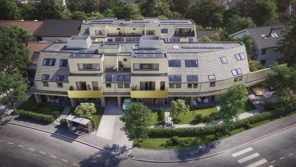 Bauherrenmodell Hirschstettner Straße 99 1220 Wien